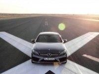 Промо-видео Mercedes-Benz C-Class (C205)