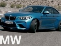 Реклама BMW M2 Coupe