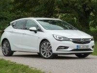 Opel Astra K 2015 - первый взгляд