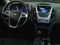 Интерьер Chevrolet Equinox