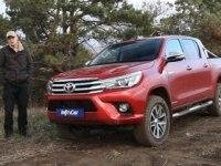 Тест-драйв Toyota Hilux 2015