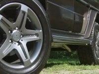 Интерьер и Экстерьер Mercedes G-Class