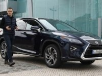 Тест-драйв Lexus RX 200t 2016