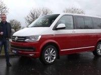 Тест-драйв VW Multivan T6 2016