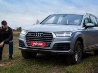 Тест-драйв Audi Q7 2016
