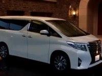 Обзор Toyota Alphard