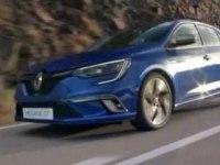 Реклама Renault Megane