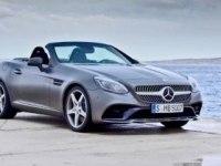 Подробный обзор Mercedes-Benz SLC