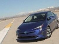 Тест Toyota Prius