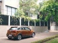 Интерьер и экстерьер Hyundai i20 Active