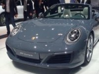 Любительский обзор Porsche 911 Carrera Convertible