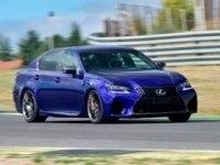 Тест Lexus GS F