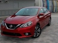 Тест Nissan Sentra