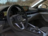 Интерьер Audi A4 Allroad Quattro