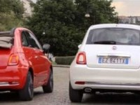 Проморолик Fiat 500C