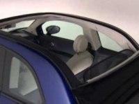 Крыша Fiat 500C
