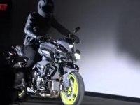 Дебют Yamaha MT-10