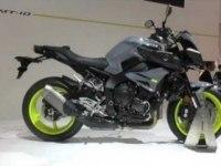 Yamaha MT-10 на выставке