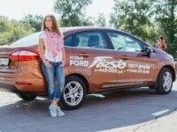 Русский тест Ford Fiesta Sedan