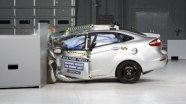 Краш-тест Ford Fiesta Sedan