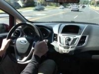 Американский тест Ford Fiesta Sedan