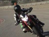 Тест Ducati Hypermotard 939