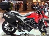 Ducati Hyperstrada 939 на выставке