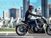 Тест Ducati XDiavel