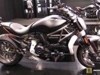 Ducati xDiavel на выставке