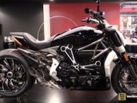 Ducati XDiavel S на выставке