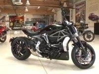 Тест Ducati XDiavel S