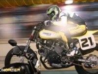 Ducati Scrambler Flat Track Pro в статике