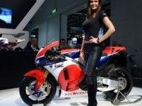 Honda RC213V-S на выставке