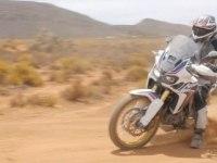 Тест Honda Africa Twin CRF1000L