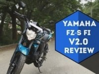 Обзор Yamaha FZ-S Fi