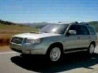 Коммерческая реклама Subaru Forester