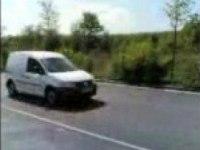 Volkswagen Caddy Kasten видео