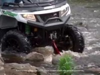 Проморолик Arctic Cat Alterra