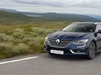 Проморолик Renault Talisman Estate