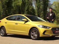 Тест-драйв Hyundai Elantra 2016