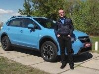 Тест-драйв Subaru XV 2016