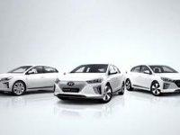 Линейный ряд Hyundai IONIQ