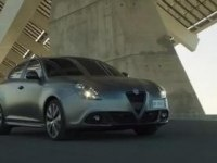 Проморолик Alfa Romeo Giulietta