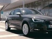 Проморолик Audi A1