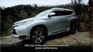 Официальное видео Mitsubishi Pajero Sport
