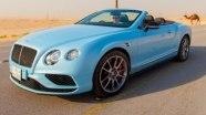 ������� Bentley Continental GT V8 S Convertible