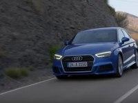 Официальное видео Audi A3 Sedan