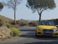 Официальное видео Audi A3 Cabriolet