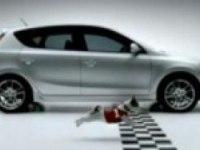 Телевизионный рекламный ролик Hyundai i30 (c. 5)