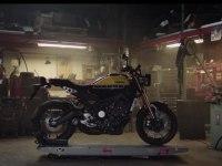 Промовидео Yamaha XSR900